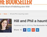 Publishing Deal Announcement
