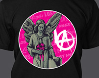 Lost Angels Shirt Design