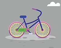 Bi-Cycle Artwork