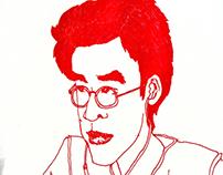 Sketchbook doodles September 2015
