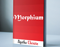 """Morphium"" Book Cover Design"