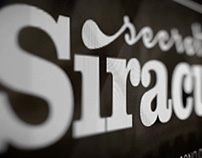 Secret Siracusa - Interactive Design