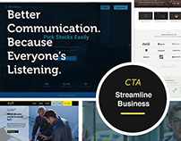 Moodboards | Wesbite Branding & Voice for Midcontinent