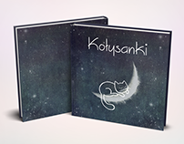 Project of lullabies children's book