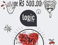 Amor em Dobro Logic Sk8