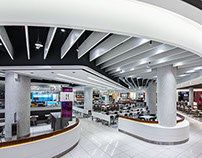 Cadillac Fairview - Rideau Centre Dining Hall