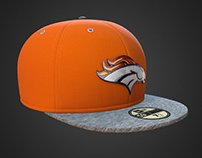 Hat - Denver Broncos (New Era)