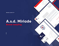 A.s.d. Miriade Restyling