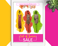 Trendy Affairs- Fashion website