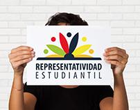 Logo Representatividad Estudiantil - Duoc Uc PV