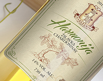 "Wine House ""Parežanin"" - Branding"