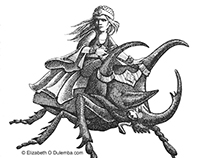 Stag Beetle Princess
