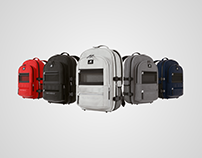 New Balance 3D+BACKPACK