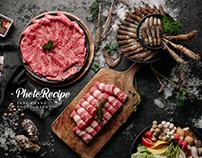 肉多多火鍋品牌形象攝影 Hot pot image