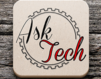 Ask tech logo