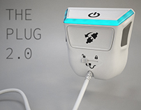 Product design - THE PLUG 2.0