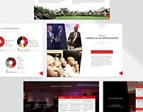 CIO100 | Website and Brochure