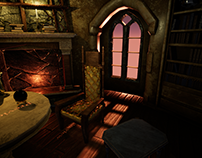 Witch's Library