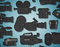 Letruc - the film camera