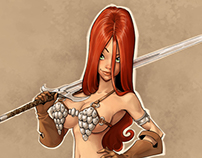 My Red Sonja