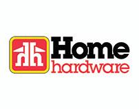 Home Hardware - Logo Animation