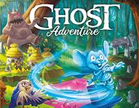 GHOST ADVENTURE -