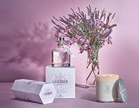 Maine Beach • Tasmanian Lavender