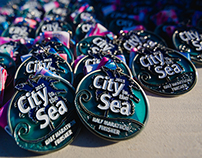 City to the Sea 2015 Print Materials