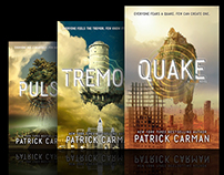 Book Cover for Pulse trilogy