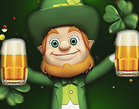 St Patricks Day | Simples Assim