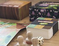Camping Quiz _ Board Game