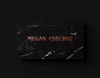 Megan Osborne Branding