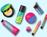 Cosmetic Branding Package Design