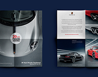 Porsche 911 Tequipment Direct Mail