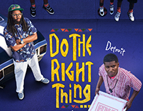 Do The Right Thing - Album Package