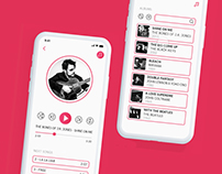 Music & Video App / Entertainment