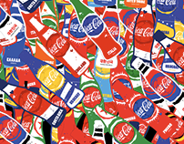 FIFA World Cup Brazil 2014 - Coca-Cola Gifts