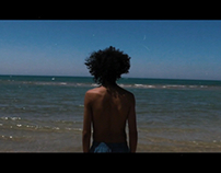 A still frame from my new video(staring at the water)