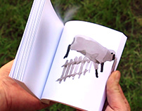Counting sheep flipbook