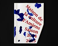 Identité de la Maison de la Culture d'Amiens