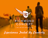 Richmond Concept Inc - Website Design