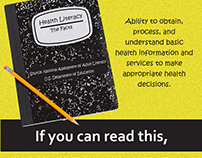 Health Literacy Infographic