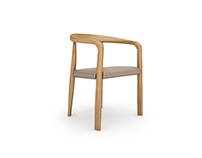 Free 3D Model: MHC3 Miss chair by Molteni&C