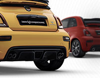 Abarth Widget integration 2016