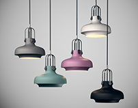 Lighting Pendant Product Modeling