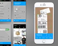 MetroGO: Website UI/UX
