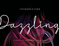 FREE | Dazzling Font