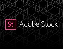 Adobe Stock - Geometric Motion Graphics Templates