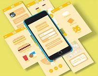 Subwich Shop UI Prototyping