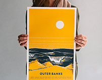 Bearings Outer Banks Prints